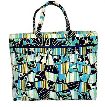 Stow Away Bag Pattern - Click Image to Close