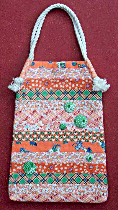 Citrus Twist Bag Pattern - Click Image to Close