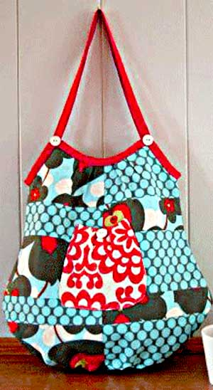 Poppy Bag Pattern - Click Image to Close