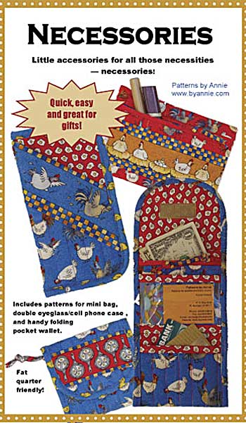 Necessories Bag Patterns - Click Image to Close