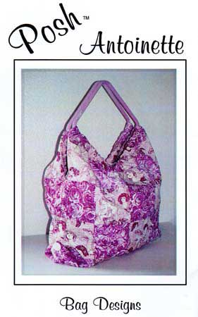 Antoinette Bag Pattern - Click Image to Close