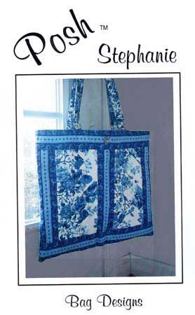 Stephanie Bag Pattern - Click Image to Close