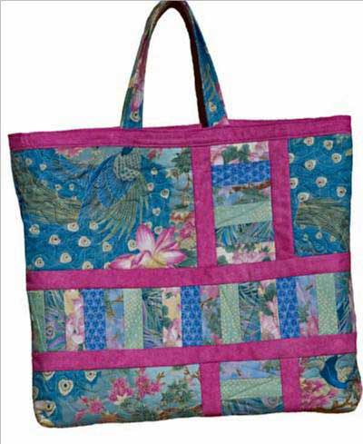 Taipei Tote Bag Pattern - Click Image to Close