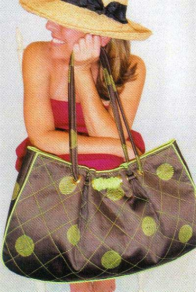 Scottsdale Satchel Pattern - Click Image to Close