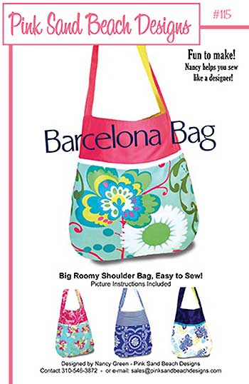 Barcelona Bag Pattern - Click Image to Close