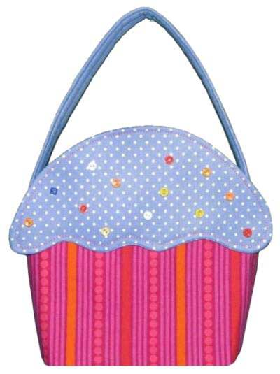 Little Cupcake Tote Pattern - Click Image to Close