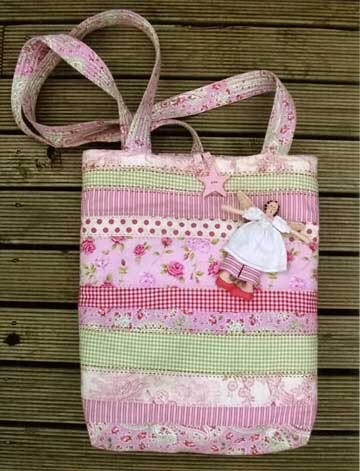 Angel Pin Carry Bag Pattern - Click Image to Close