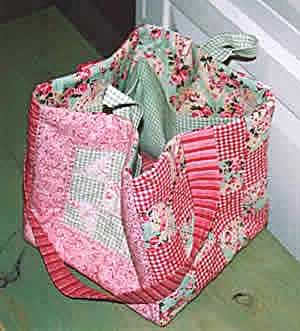 Nellie's Sewing Bag Pattern - Click Image to Close