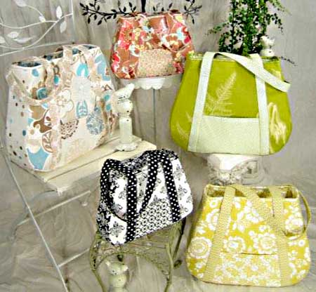 The Tabitha Tote Pattern * - Click Image to Close