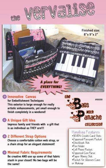 Vervalise Purse Pattern * - Click Image to Close