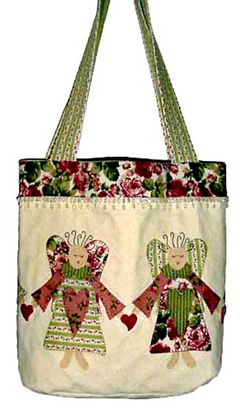 Angel Chic Bag Pattern - Click Image to Close