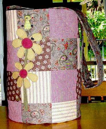 Country Charm Bag Pattern - Click Image to Close