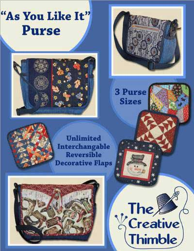 As You Like It Purse Pattern - Click Image to Close