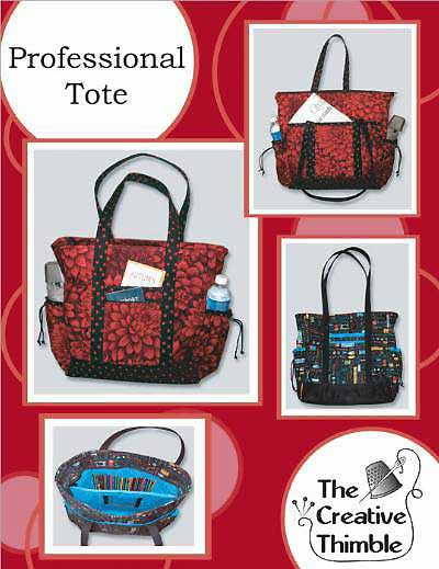 Professional Tote Pattern - Click Image to Close
