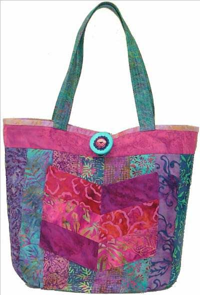 Bucket Bag Pattern - Click Image to Close