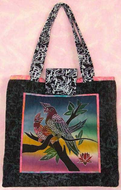 Picture Bag Pattern - Click Image to Close