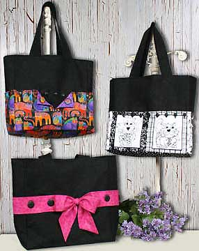 Cover-All Tote Pattern - Click Image to Close