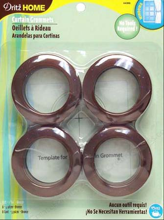 Large Grommets in Bronze