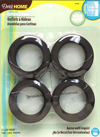 Large Curtain Grommet Kit