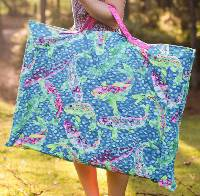 Portfolio Schlepping Bag Pattern