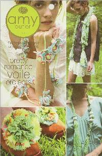 Pretty Romance Voile Projects Pattern *