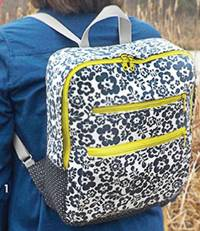 Daytripper Backpack Pattern