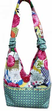 Bikini Island Bag Pattern by Among Brenda's Quilts