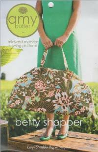 Betty Shopper Bag Pattern *