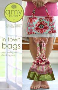 In-Town Bags Pattern *