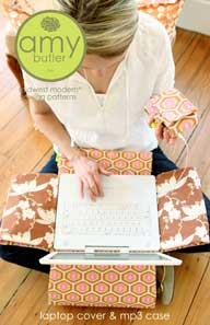 Laptop Cover and MP3 Case Pattern *