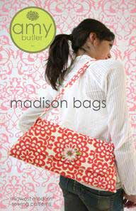 Madison Bag Pattern *