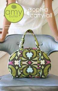 Sophia Carry-All Purse Pattern *