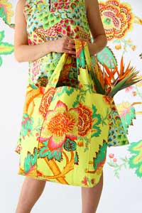 Spice Market Tote Bag Pattern *