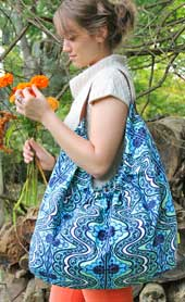 The Gypsy Sling Bag Pattern