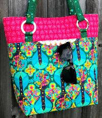 Classic Market Tote Pattern *