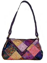 Square One Bag Pattern