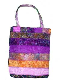 Tote The Line Bag Pattern