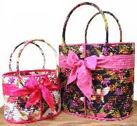 Rockport Carryalls Pattern
