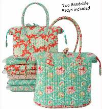 Little Poppins Bags Pattern