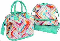 Mini Poppins Bags Pattern with Stays