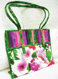 Sugarloaf Swing Bag Pattern