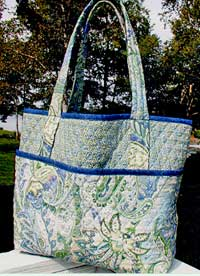 The Sebago Tote Pattern