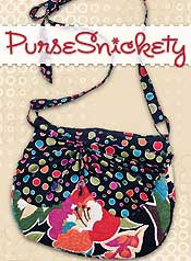 PurseSnickety Purse Pattern *