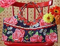 Flower Market Tote Bag Pattern