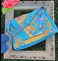 Lill Street Messenger Bag Pattern *