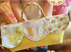 Springtime In Paris Pocketbook Pattern *