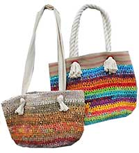 Island Beach Bum Bags Pattern