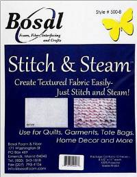 "Stitch & Steam 8 1/2"" x 11"", 10 Sheets"