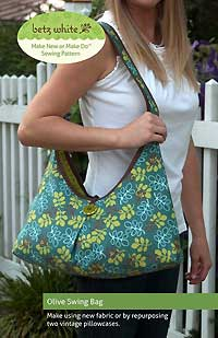 Olive Swing Bag Pattern