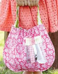 The Sunday Dress Up Bag Pattern *